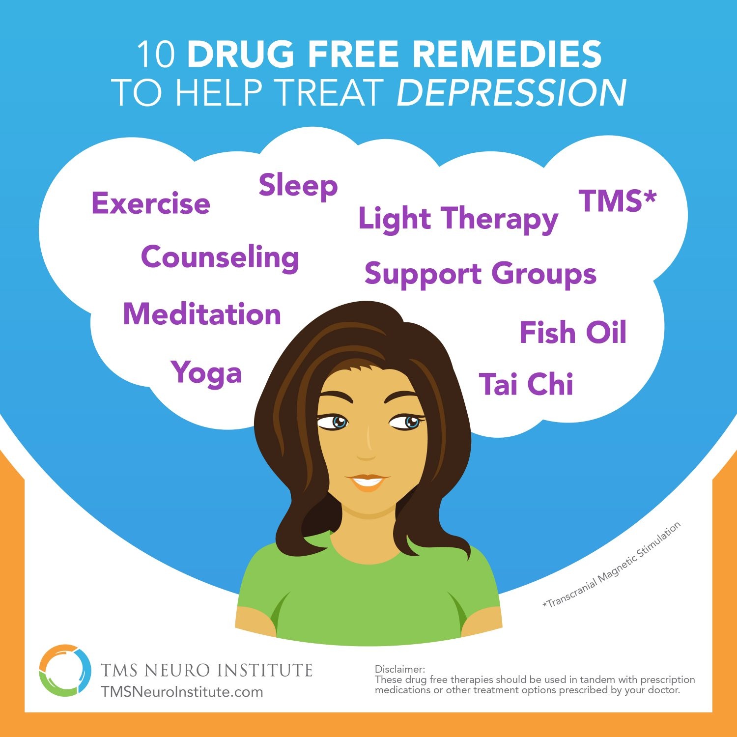 10 drug free remedies to help treat depression tms neuro institute